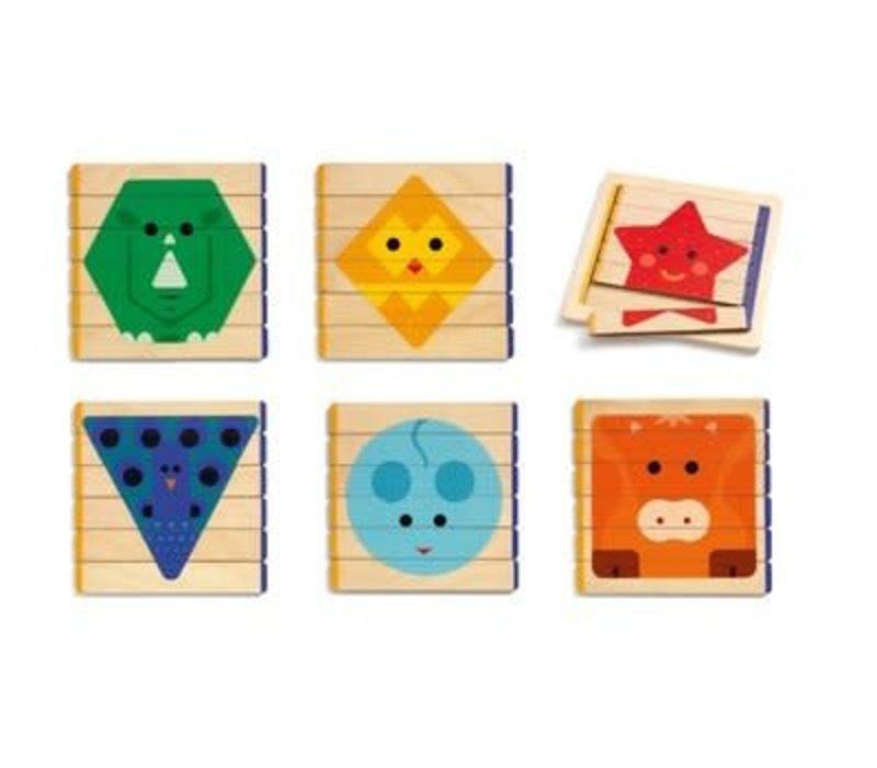 Djeco - Puzzel Basic