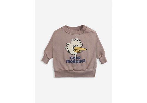 Bobo Choses Bobo choses - Birdie sweatshirt - 6/12 month