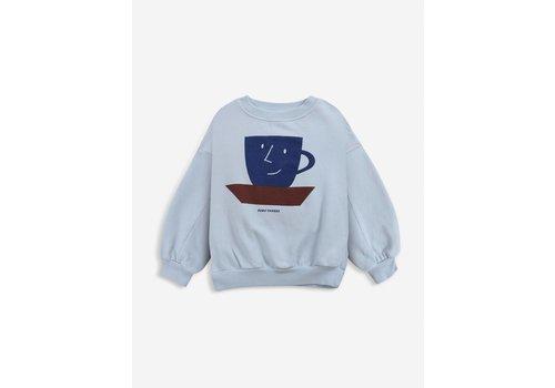 Bobo Choses Bobo choses - Cup of tea sweatshirt