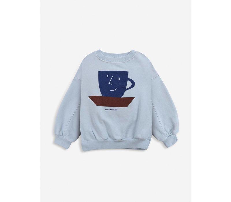 Bobo choses - Cup of tea sweatshirt