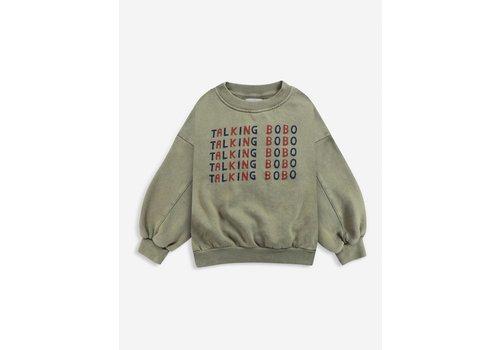 Bobo Choses Bobo choses - Talking talking sweatshirt