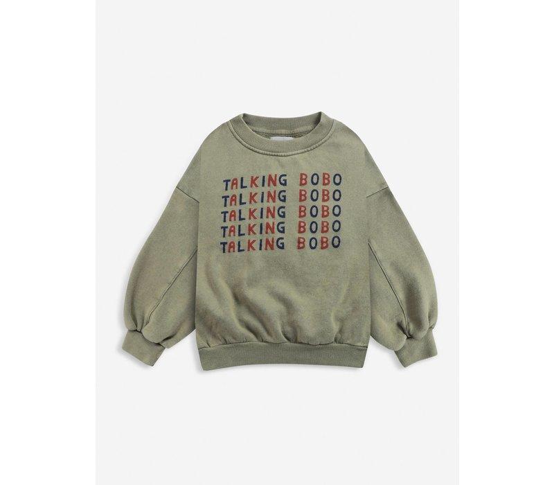 Bobo choses - Talking talking sweatshirt