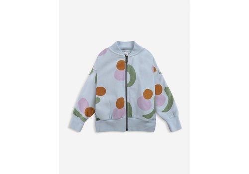 Bobo Choses Bobo choses - Fruits all over zipped sweatshirt