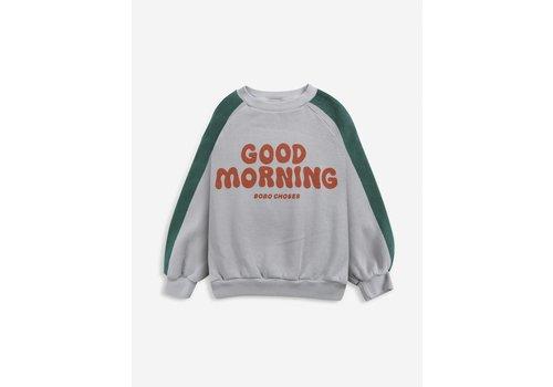 Bobo Choses Bobo choses - Good morning sweatshirt