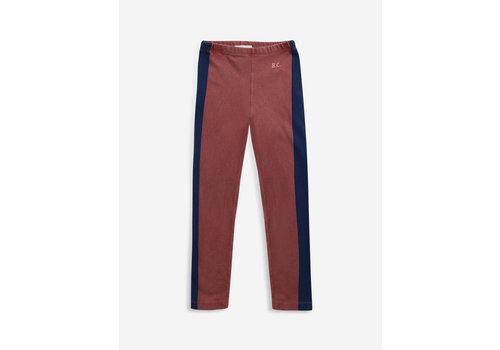 Bobo Choses Bobo choses - Blue stripes leggings