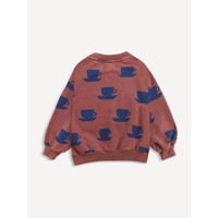 Bobo choses - Cup  of tea all over sweatshirt