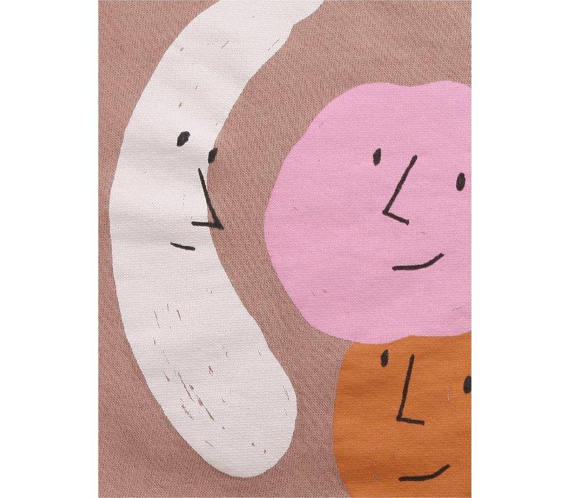 Bobo choses - Fruits sweatshirt - 6/7 year
