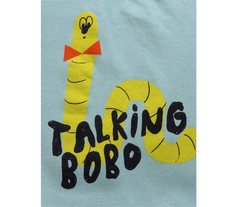 Bobo choses - Scholar worm sweatshirt - 6/7 year