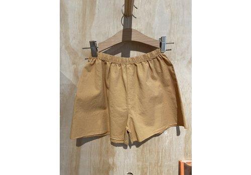 Lotiekids Lötiekids - Loose shorts ochre