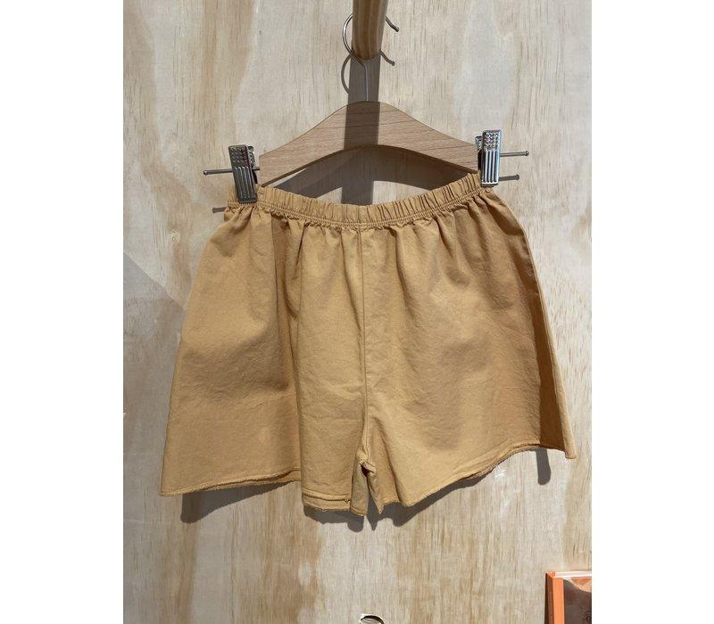 Lötiekids - Loose shorts ochre