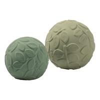 Natruba - Sensory Ball set Leaf green