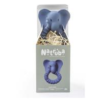 Natruba - Teether Elephant blue