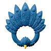 Natruba Natruba - Teether Peacock blue