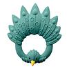 Natruba Natruba - Teether Peacock Green