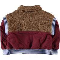 Piupiuchick - Outdoor jacket brick & brown