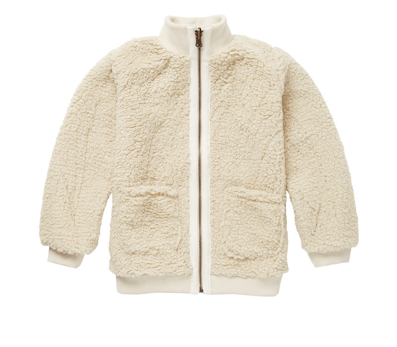 Mingo - Reversable Peluche Jacket Thisledown