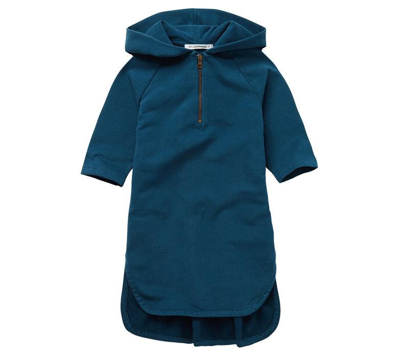 Mingo - Sweat Dress Deep Navy