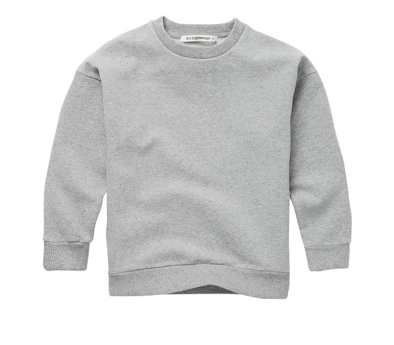 Mingo - Sweater Cloudy Grey