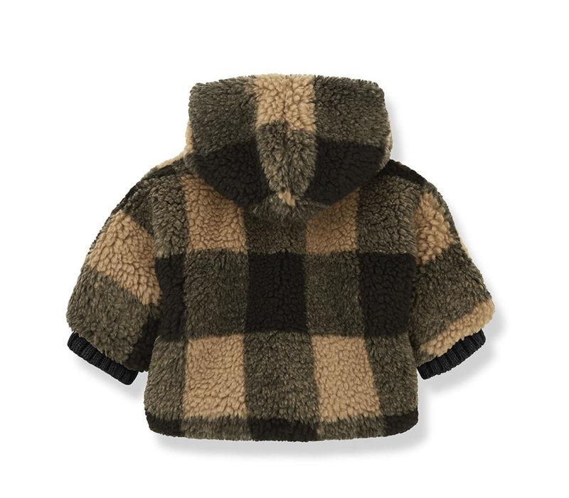 1+ in the family - Eugene jacket brandy
