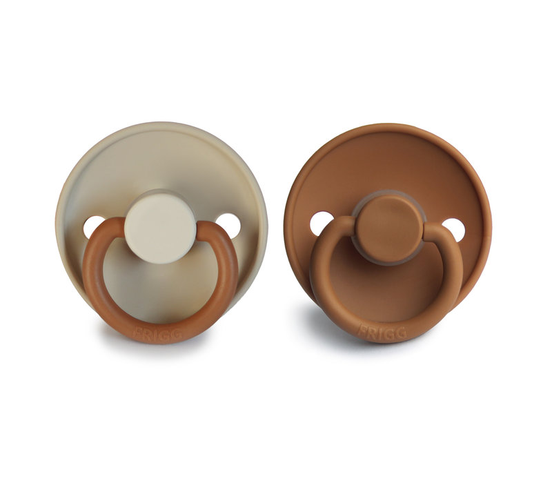 Frigg T1 -  2Pack Silicone Desert/ Cappuccino
