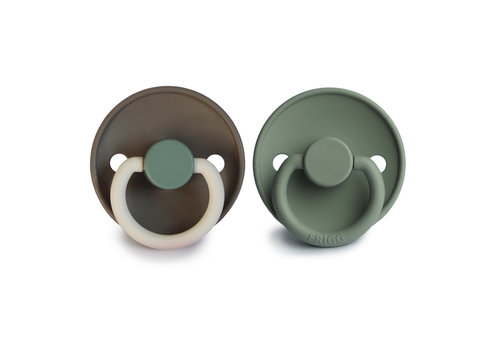 Frigg Frigg T1 -  2Pack Silicone Hudson bay/Lily pad