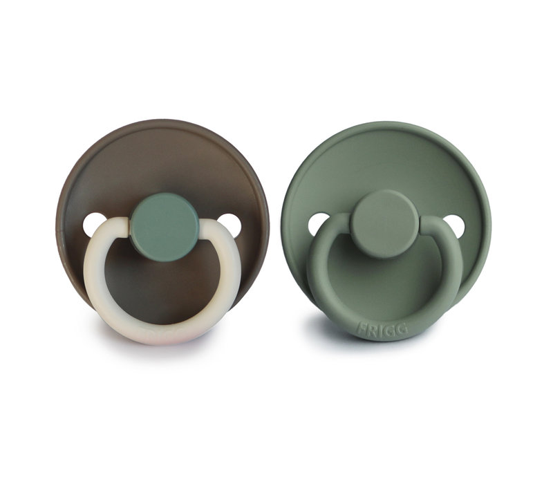 Frigg T1 -  2Pack Silicone Hudson bay/Lily pad
