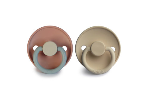 Frigg Frigg T1 -  2Pack Silicone Queen/ Sandstone