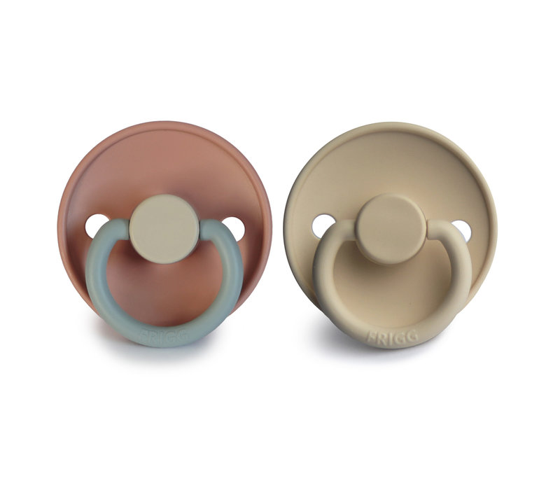 Frigg T1 -  2Pack Silicone Queen/ Sandstone
