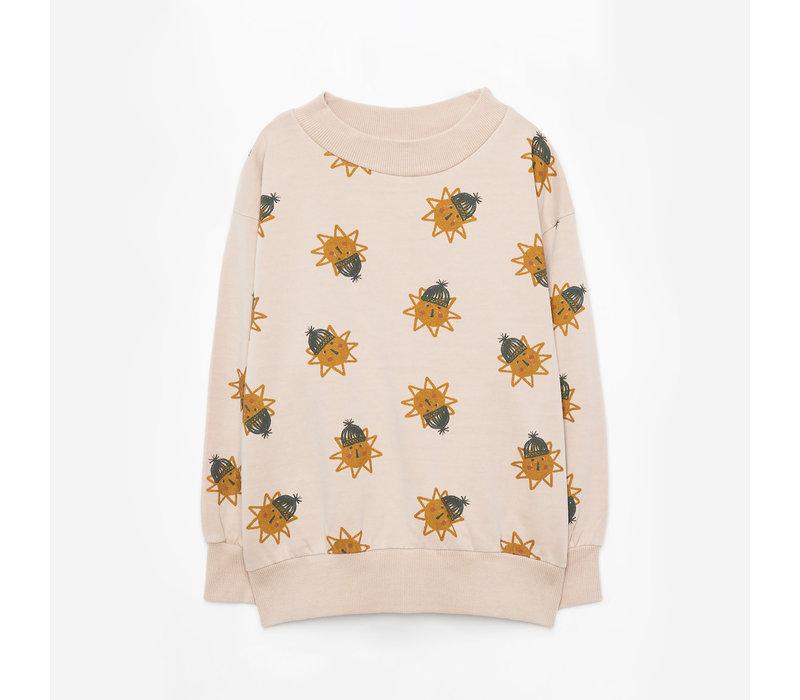 Weekend House Kids - Sunny sweatshirt Sand