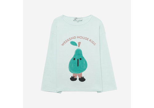 Weekend house kids Weekend House Kids - Pear sweatshirt Pastel Green