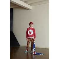 Weekend House Kids - Apple Pants Camel