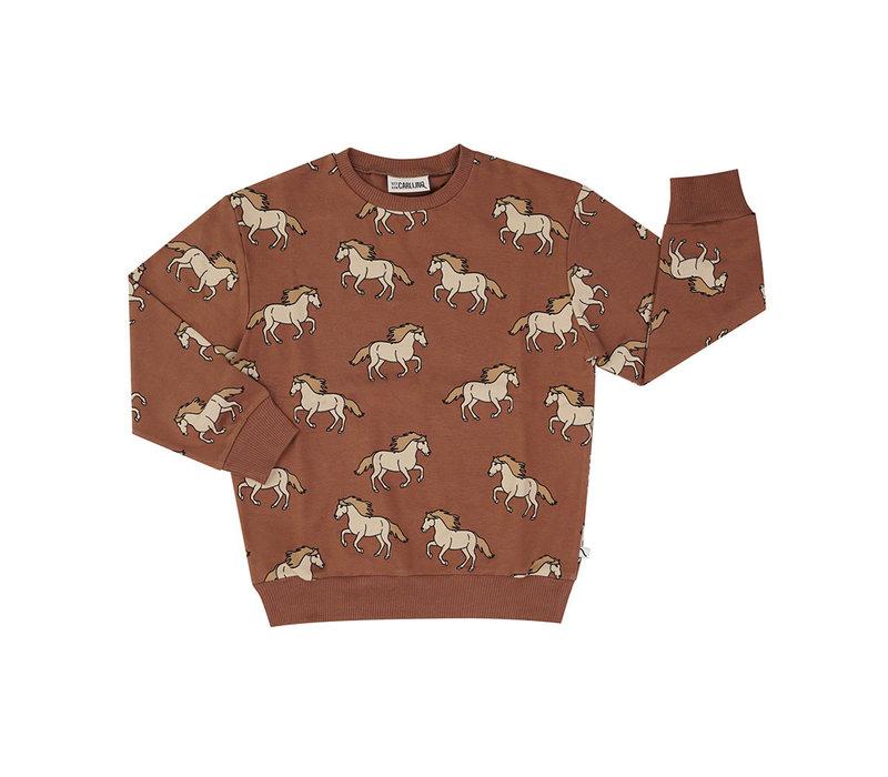 CarlijnQ - Wild horse sweater