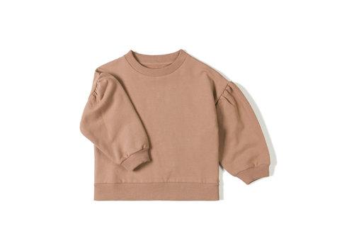 Nixnut Nixnut - Lux sweater rose