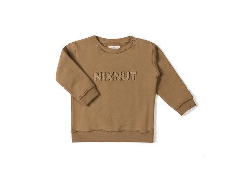 Nixnut Nixnut - Nix sweater toffee