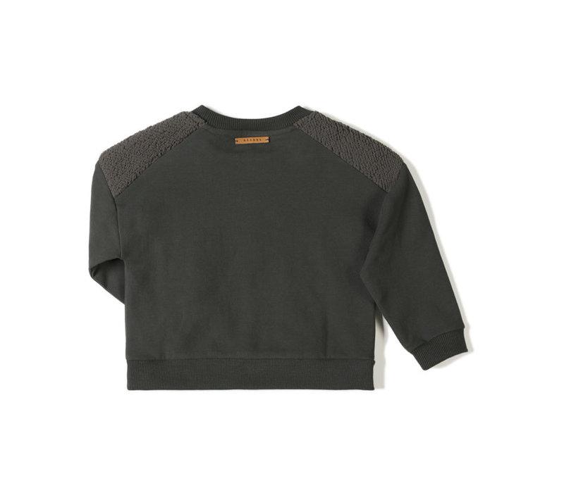 Nixnut - Par sweater ash