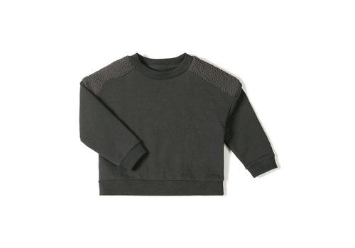 Nixnut Nixnut - Par sweater ash