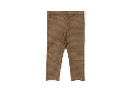 Nixnut Nixnut - Tight legging stripe toffee