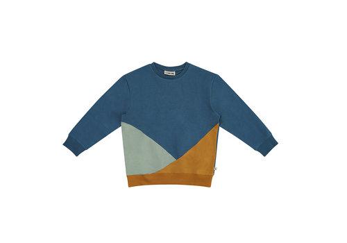 Carlijn Q CarlijnQ - Compass sweater color block COM032