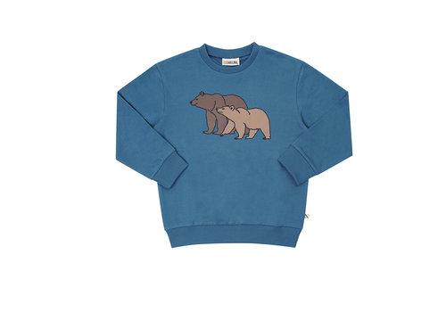 Carlijn Q CarlijnQ - Grizzly sweater wt print GRI077