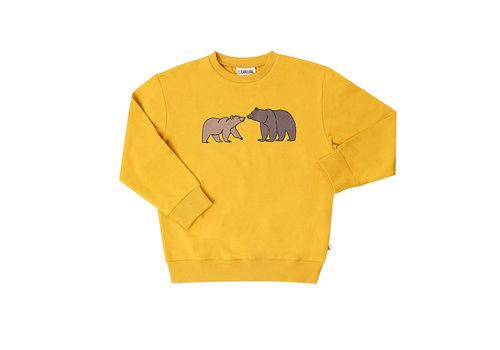 Carlijn Q CarlijnQ - Grizzly sweater wt print GRI079