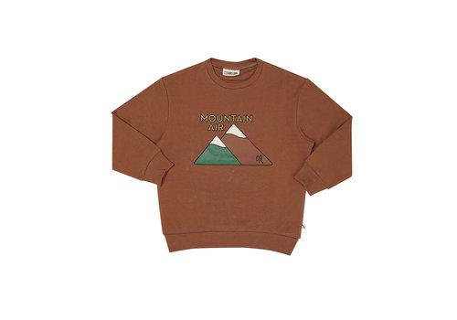 Carlijn Q CarlijnQ - Mountain air sweater wt print MOU097