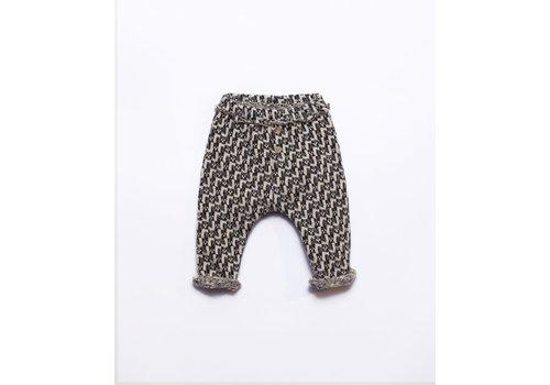 Play Up Play  up - Jacquard Trousers P9051 PA01/1AJ11604