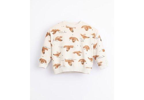 Play Up Play up - Printed Fleece Sweater e420n PA03/3AJ11356