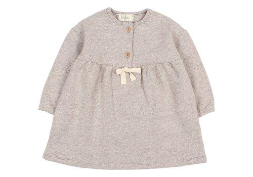 Buho Buho - Baby soft jersey dress stone