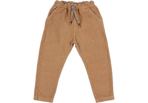 Buho Buho - Corduroy pants muscade