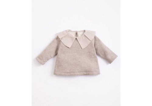 Play Up Play up - Fleece Sweater simplicity melange M052 PA02/2AJ10903