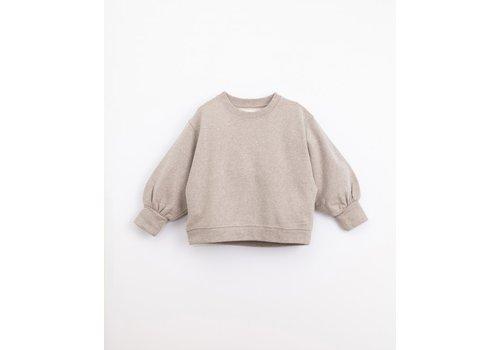 Play Up Play up - Fleece Sweater Simplicity melange m052 PA04/4AJ10903