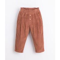 Play up - Corduroy Trousers - Sanguine p3052 PA04/4AJ11603
