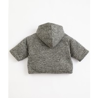 Play  up - Recycled Jersey Coat P9051 PA01/1AJ11401