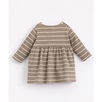 Play up -  Striped Jersey Dress - Frame r265g PA02/2AJ11452